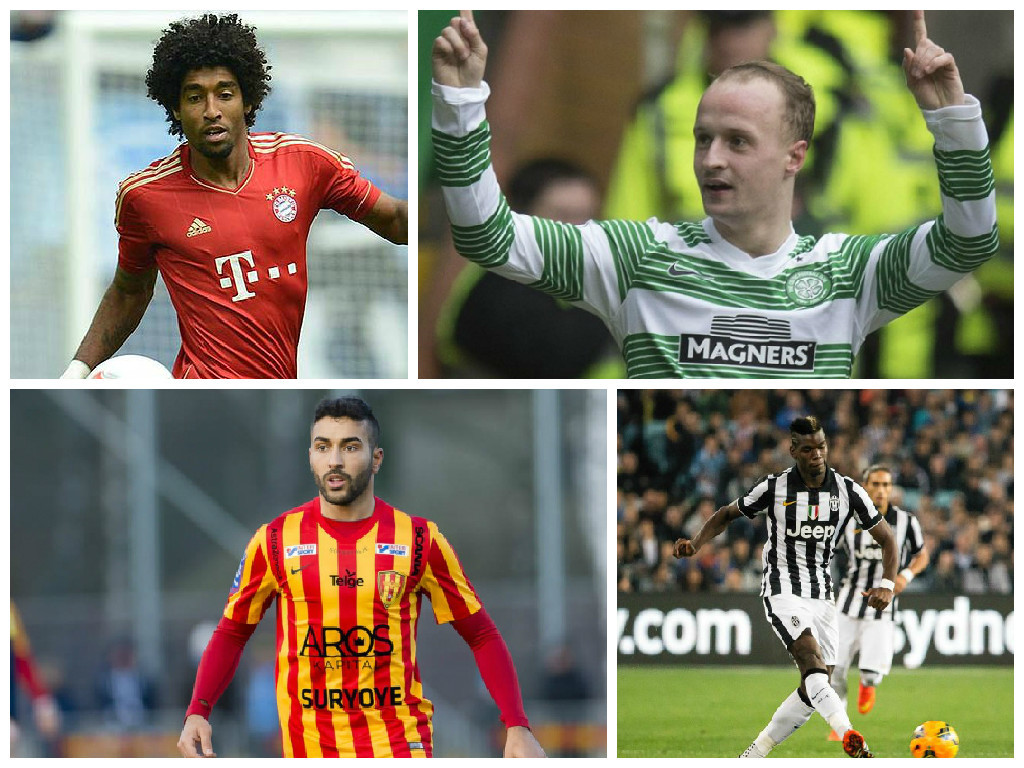 Could Dante, Griffiths, Saman Ghoddos and Pogba all be on the move?