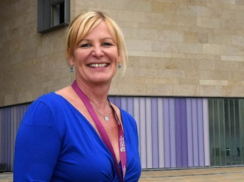 Diane Rawlinson is taking up a new post within UHI