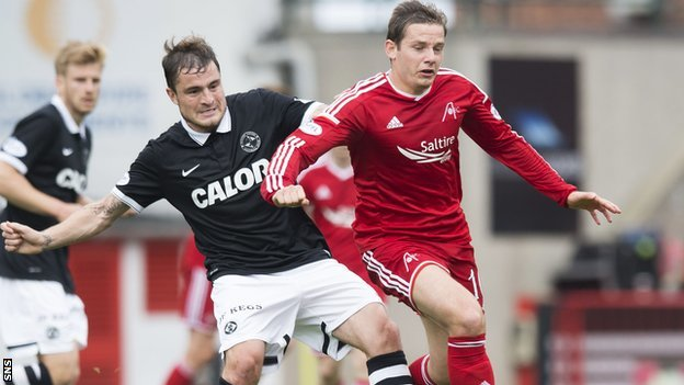 Our live blog will bring you updates this afternoon from Dundee United v Aberdeen