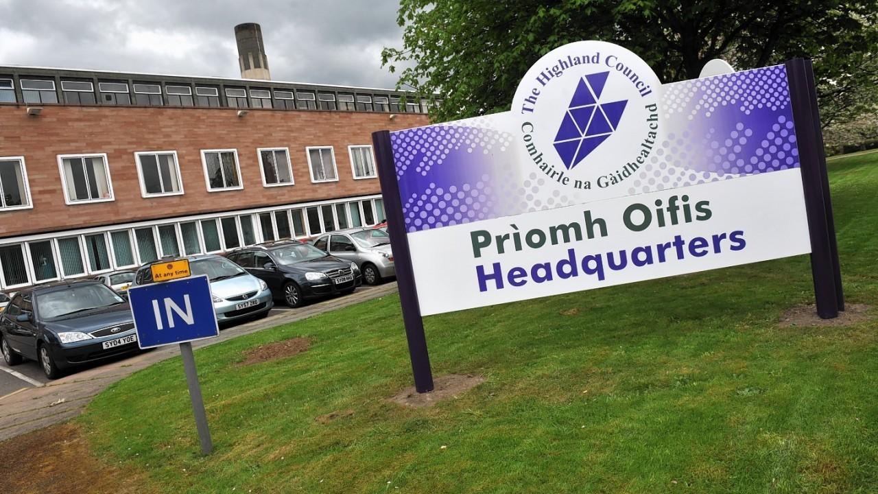 Highland Council HQ