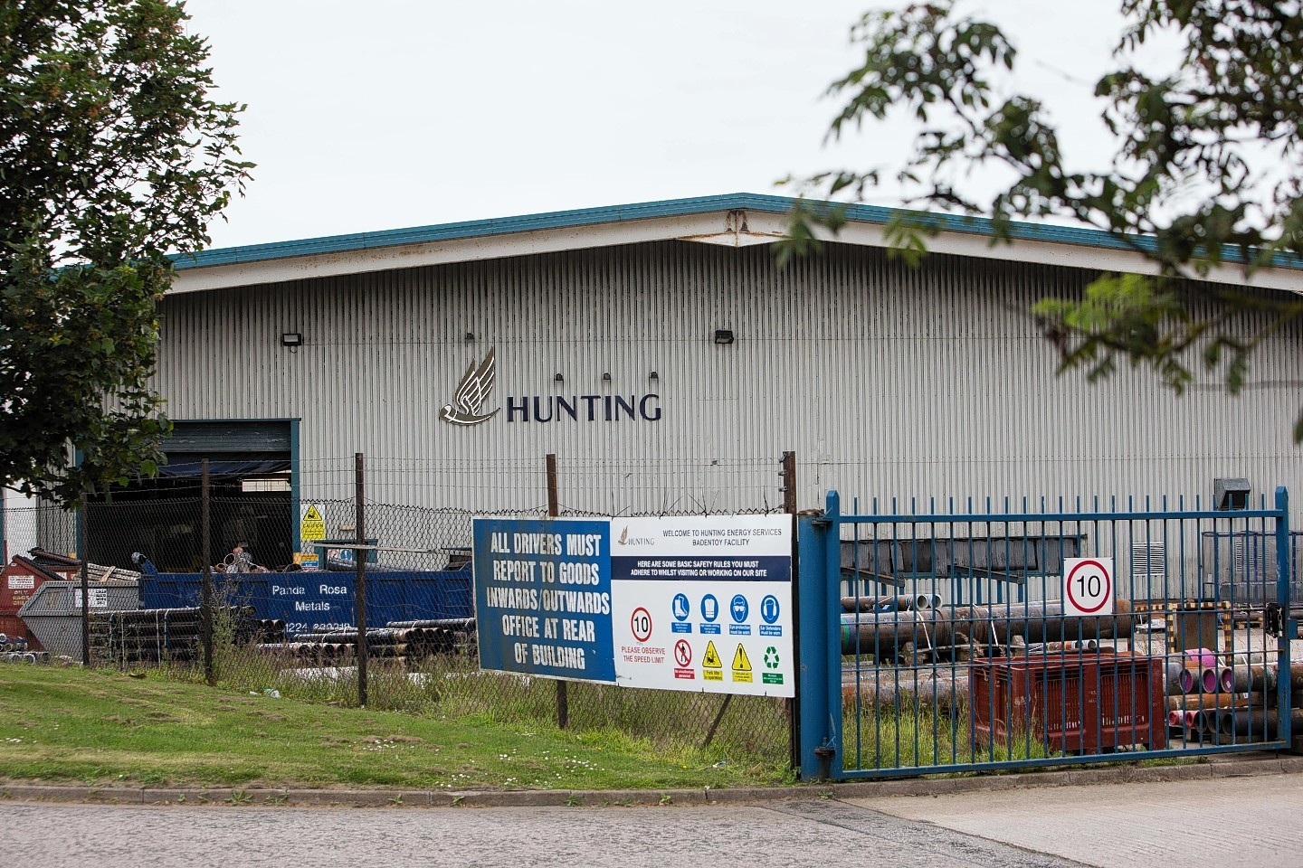 Hunting Energy Service