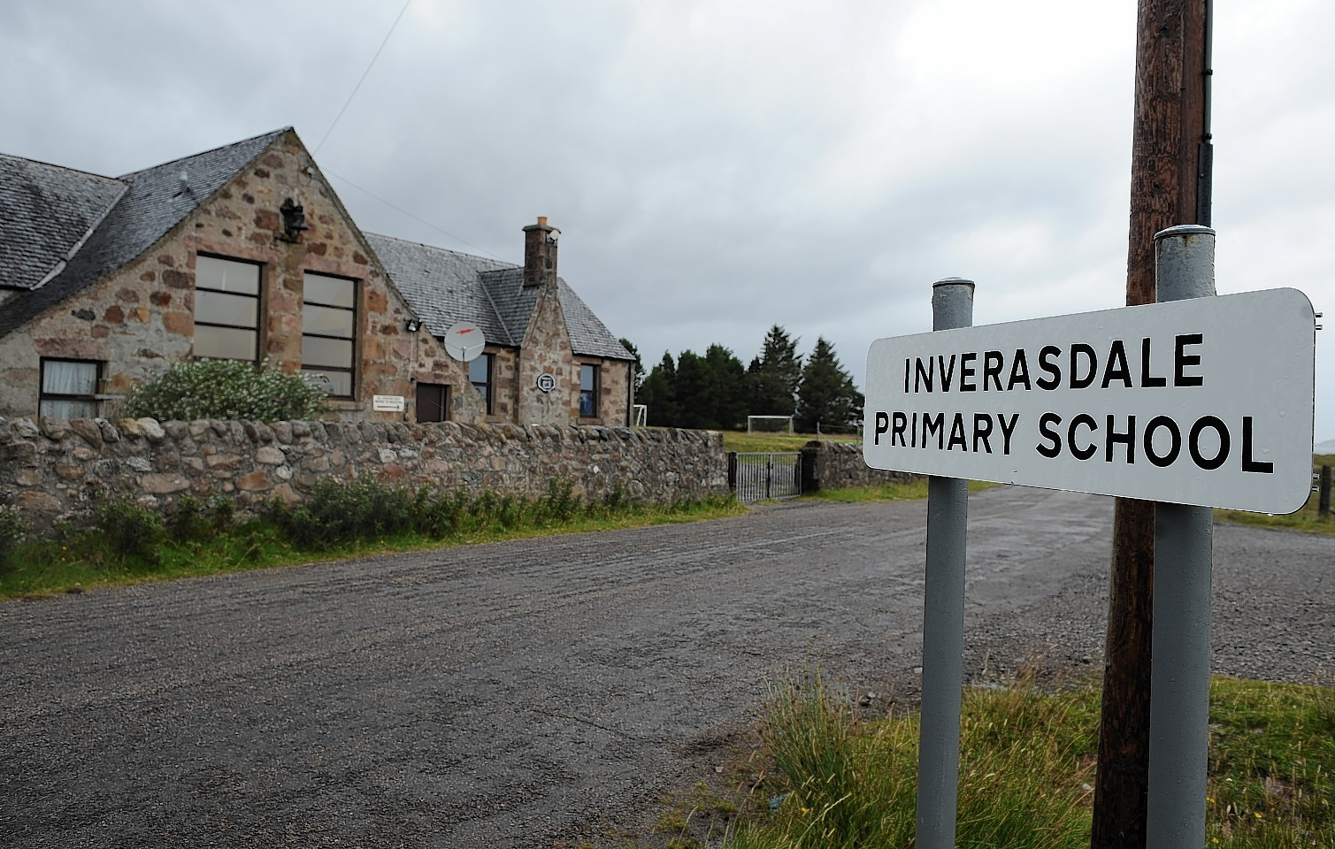 Highland Council wants feedback on its proposal to closer Inverasdale Primary School in Wester Ross.