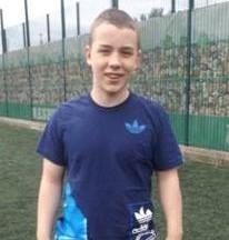 14-year-old Jay Main
