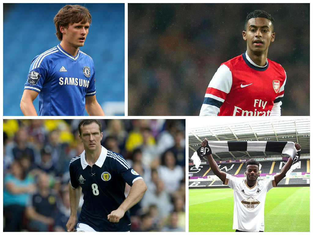 John Swift and Gedion Zelalem have both been linked with moves to Rangers, while Andy Webster could return to Scotland and Botti Biabi is off to Wales