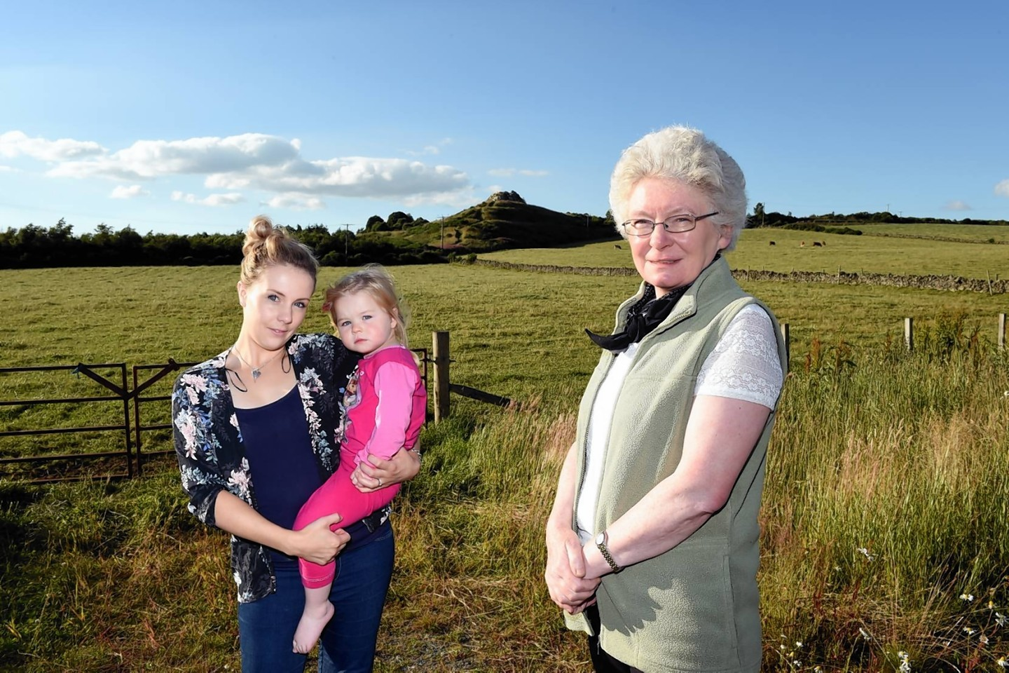 Residents fear more houses at Cairn View, Kemnay would spoil the view from Place of Origin landmark