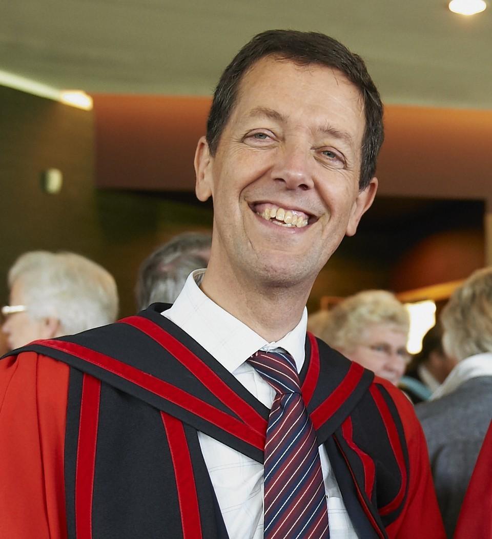 Professor Laurence Mee