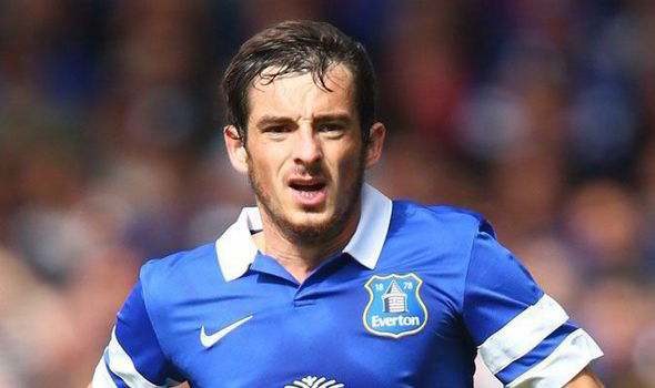Leighton Baines is a fantasy football favourite due to the threat he offers from set pieces