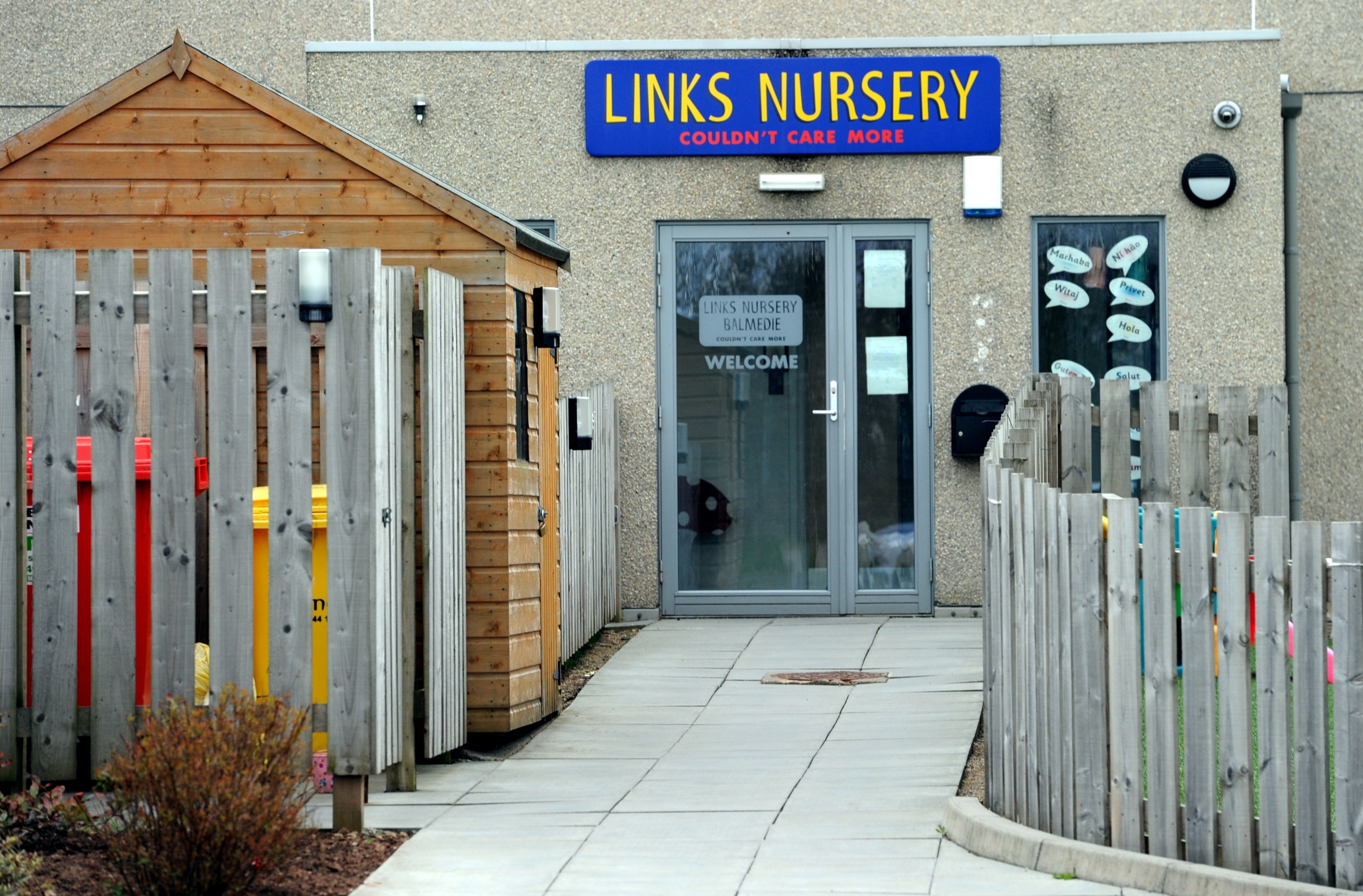Links Nursery, in Balmedie.