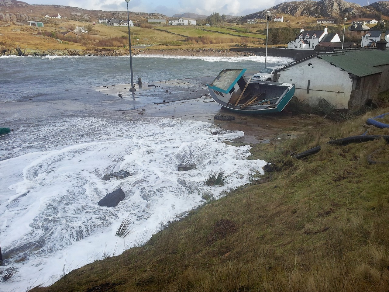 Kinlochbervie's plans for breathing life into Clash Harbour are gathering pace.