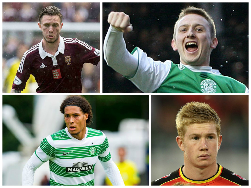 McGhee, Riordan, van Dijk and de Bruyne could all be on the move in the coming days and weeks
