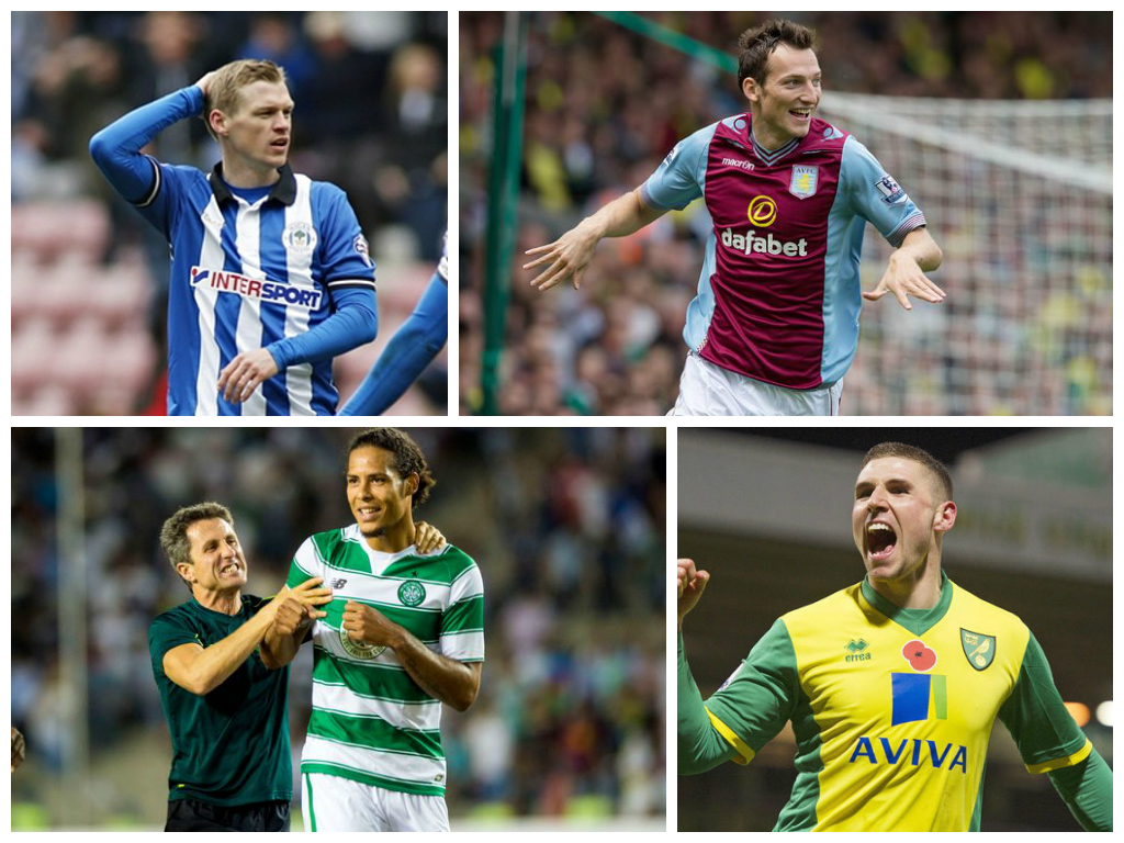 McKay, Kozak, van Dijk and Hooper could all be on the move over the  coming days