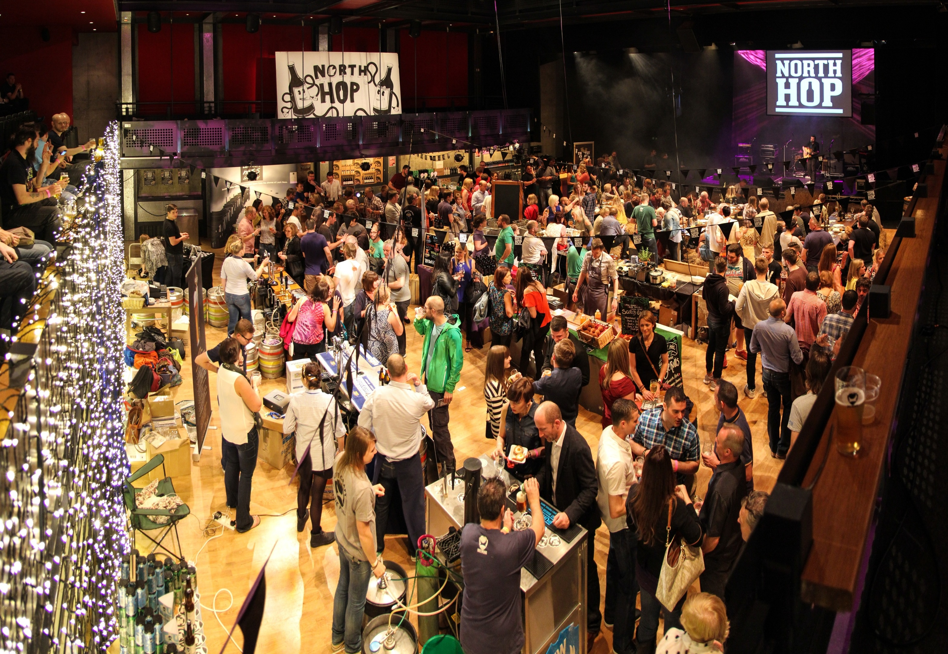 North Hop has been hailed as a success
