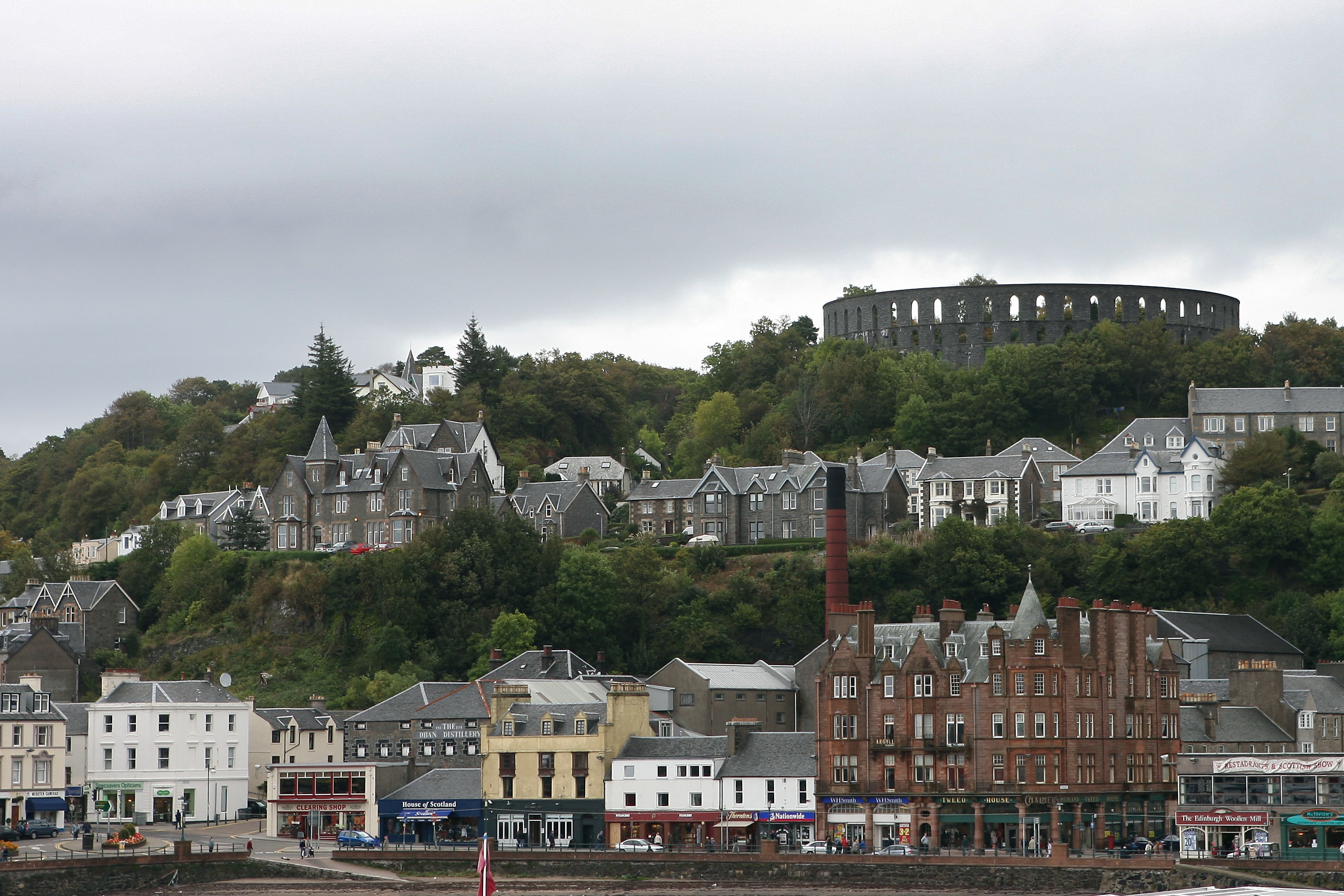 Oban will host  Argyll Enterprise Week.