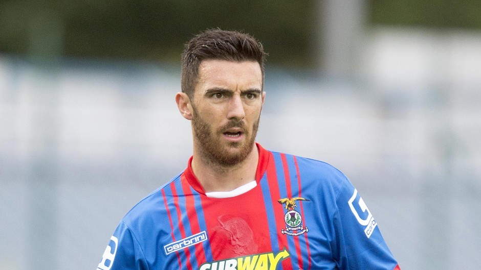 Ross Draper says Caley Thistle need to get back to basics