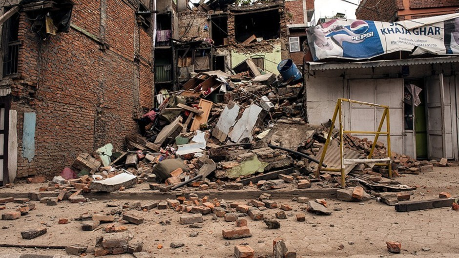 The earthquake on April 25 and another one on May 12 killed 8,900 people in Nepal