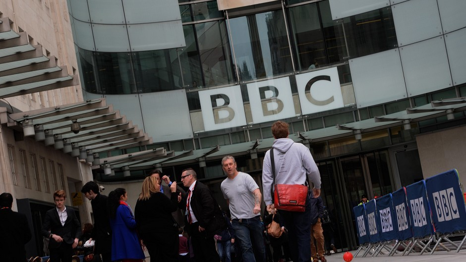 Fiona Hyslop said the BBC is 'failing to meet the expectations' of viewers in Scotland