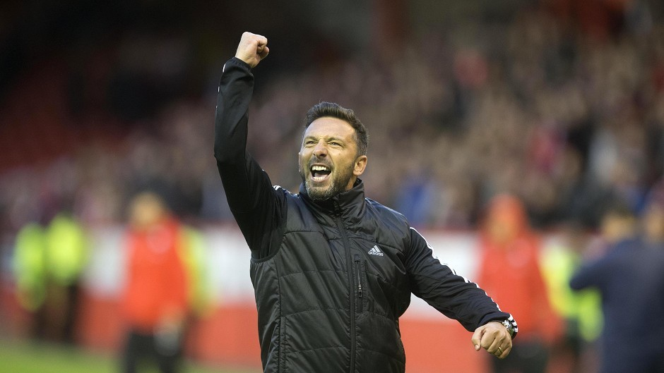 Derek McInnes is now the fourth longest serving manager in Scotland