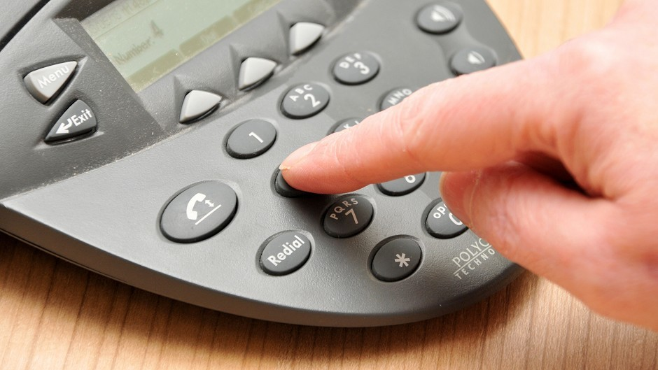 Many of those who were contacted had subscribed to the Telephone Preference Service