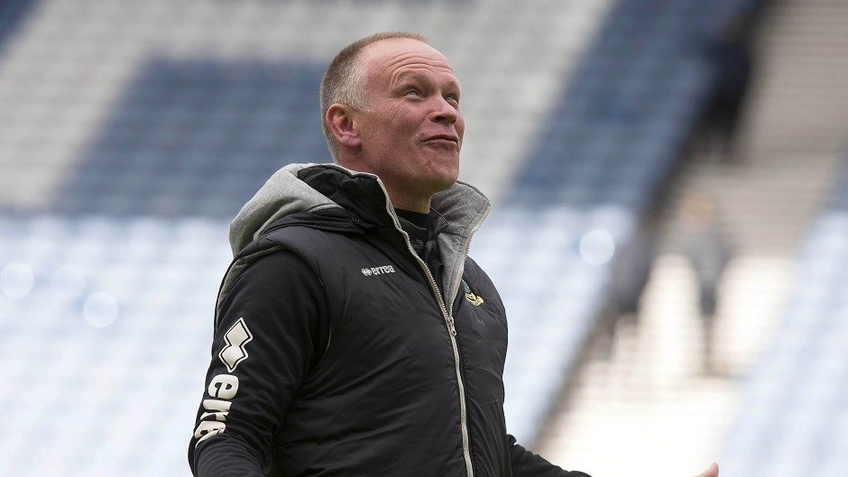 Inverness manager John Hughes has appealed for help