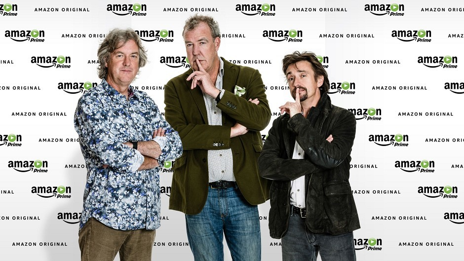 James May, Jeremy Clarkson and Richard Hammond are heading for the Highlands