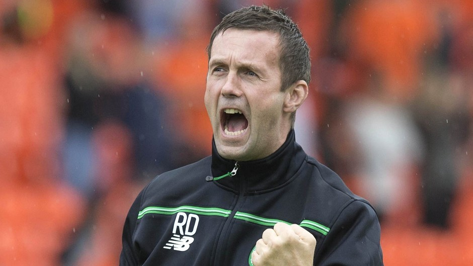 Celtic manager Ronny Deila is full of faith