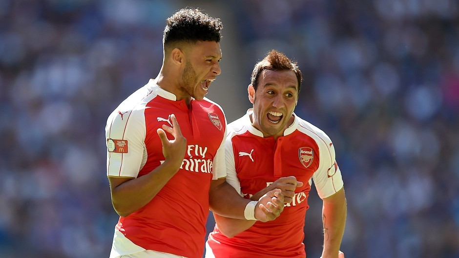 Alex Oxlade-Chamberlain started the season with a goal in the Community Shield. Can he follow that up with more goals in the Premier League?