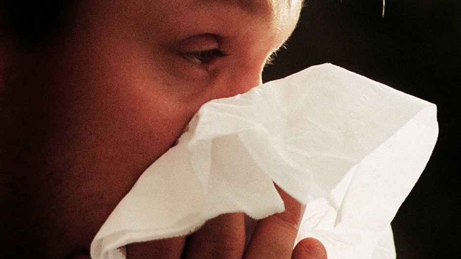 Flu has been reported at Fraserburgh Hospital