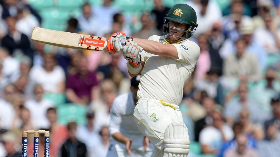 David Warner has been involved in the Australia v India series.