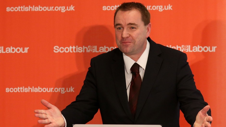 Neil Findlay has been appointed as Scottish Labour trade union liaison