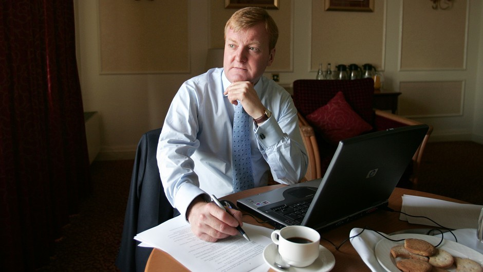 Charles Kennedy died suddenly at his home on June 1, 2015, at the age of 55