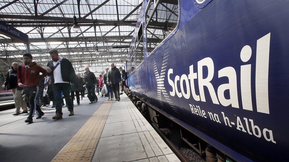 "Police are on the hunt for a group of football fans who sang ""illicit and offensive songs"" on a train bound for the north-east."