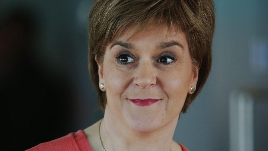Nicola Sturgeon said her visit to China was a success