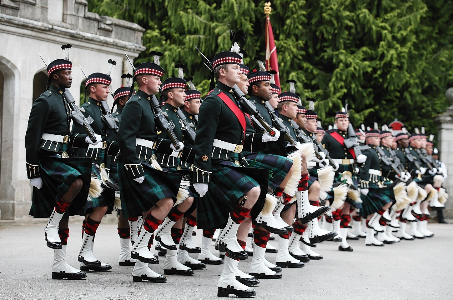 Soldiers from the Royal Regiment of Scotland will be given the Freedom of the Highlands next month