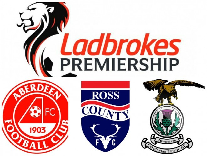 The Dons, Ross County and Caley Thistle now know where they will be playing their final fixtures