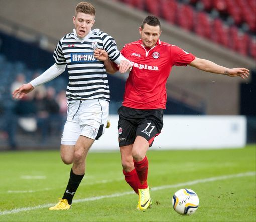 Shaun Rooney could be the latest player to move up the SPFL from Queen's Park