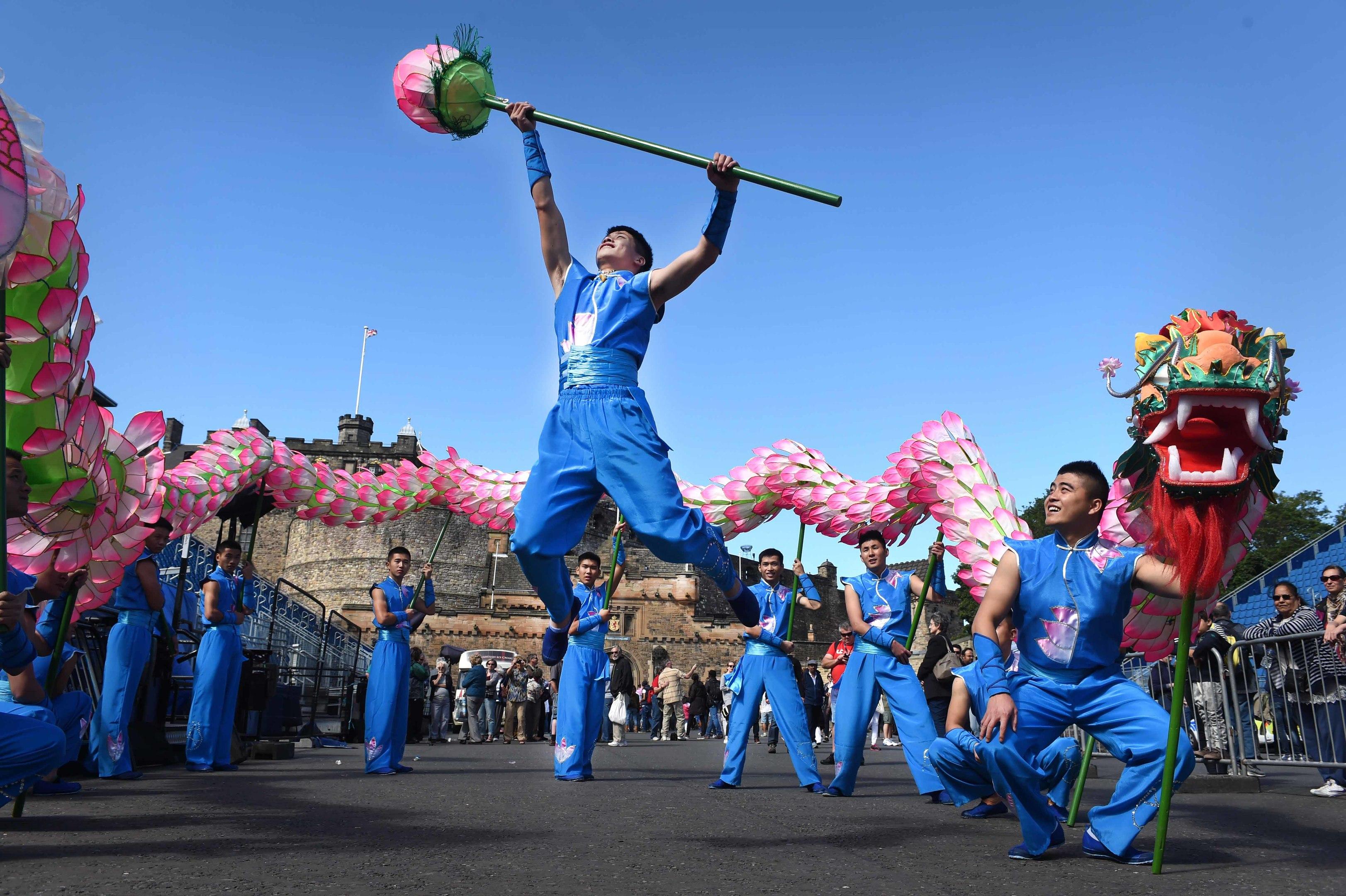 Changxing Lotus Dragon Dance Folklore Group