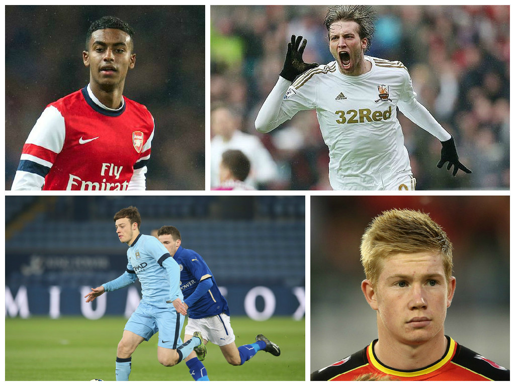 Zelalem, Michu and Barker could all be heading to Glasgow, while De Bruyne looks Manchester bound