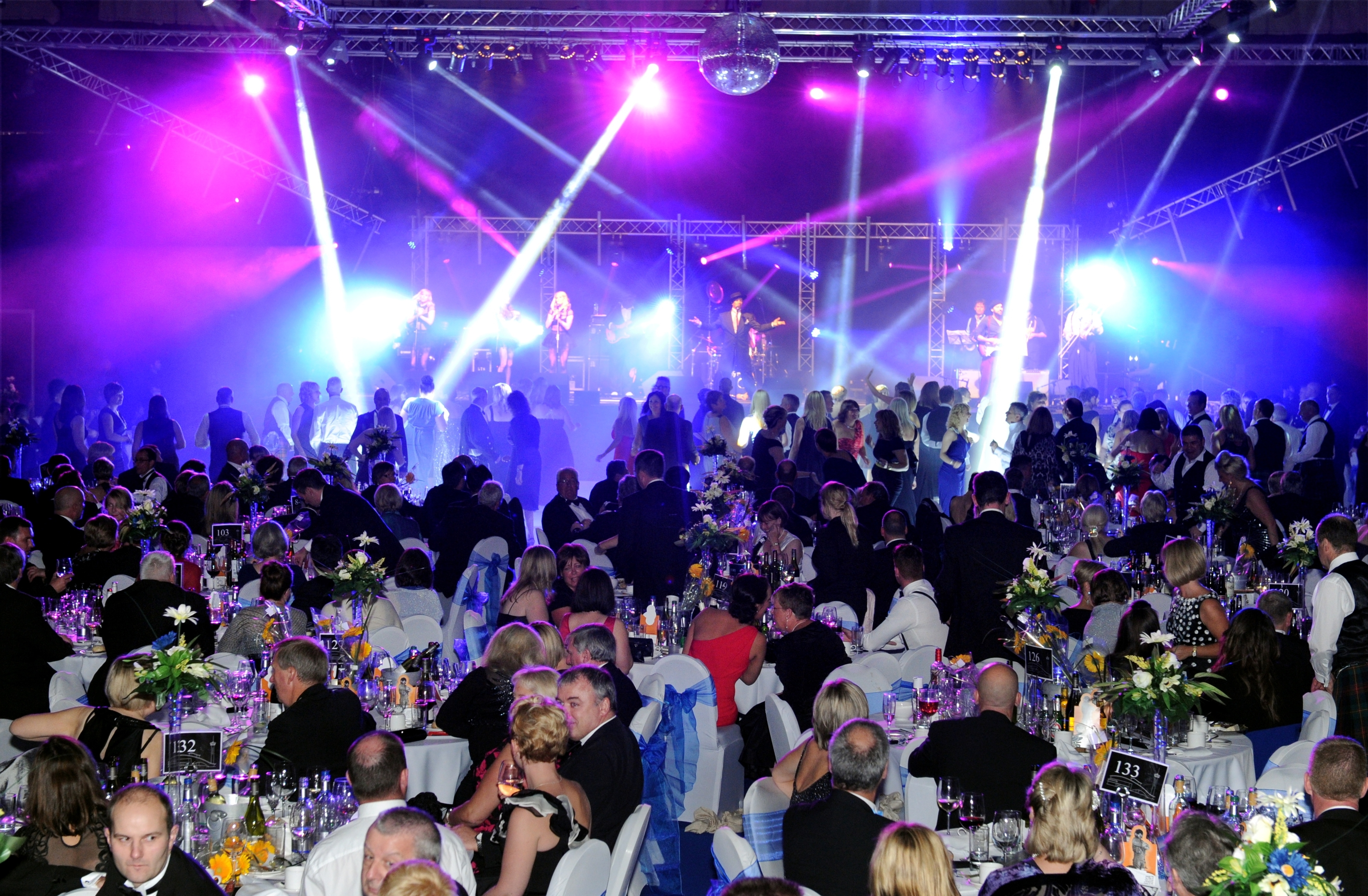 The Press and Journal Energy Ball