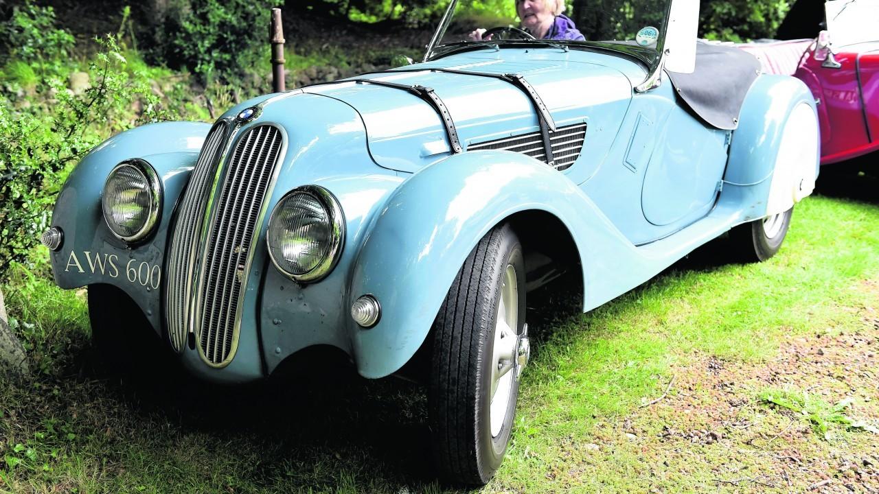 1937 Fraser Nash/BMW 320.