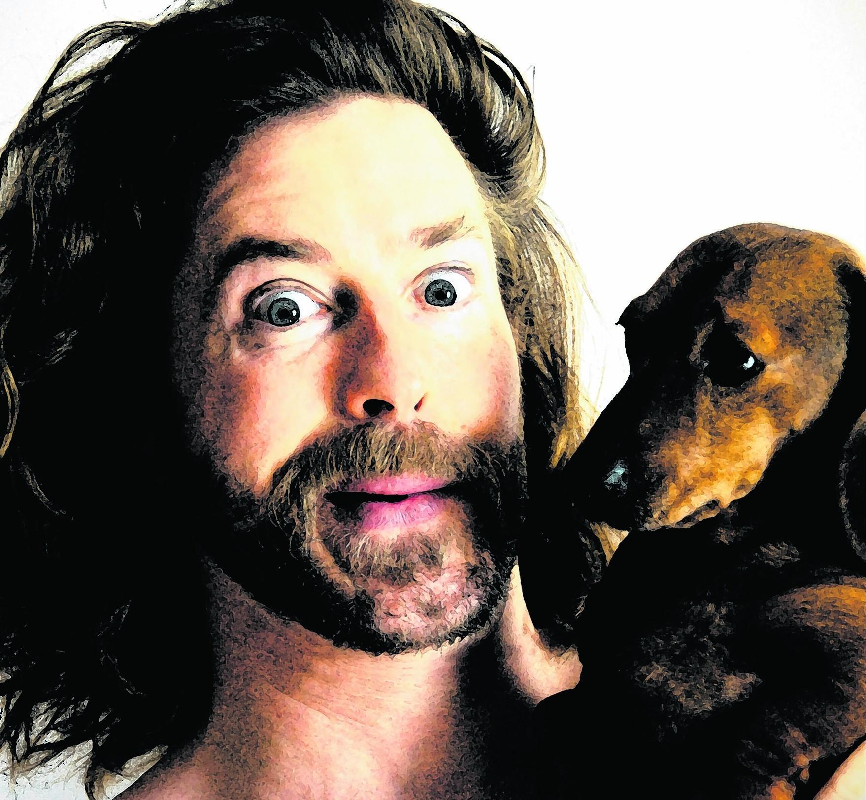 Comedian Craig Campbell