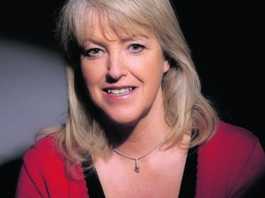Political journalist and author Lesley Riddoch