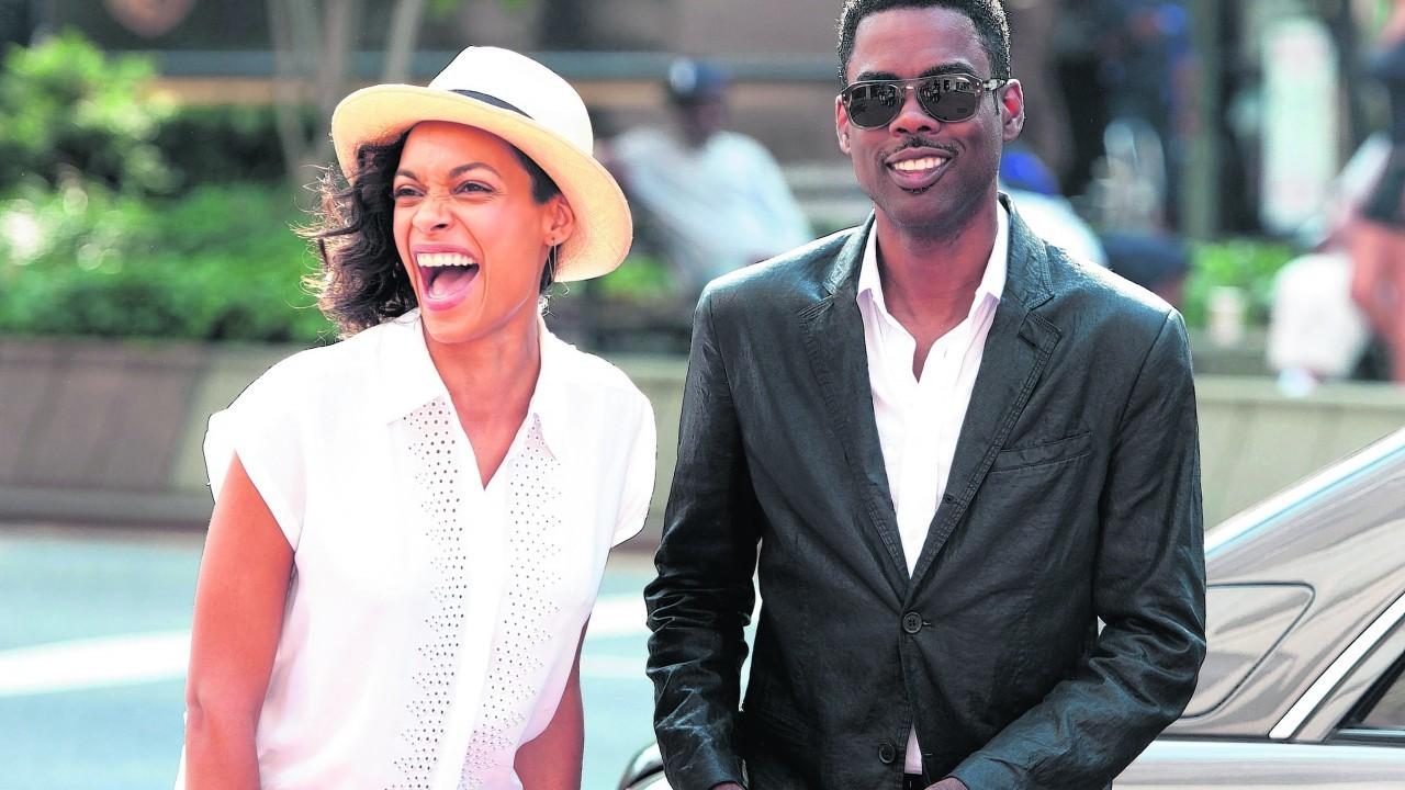 Chris Rock and Rosario Dawson star in Top Five