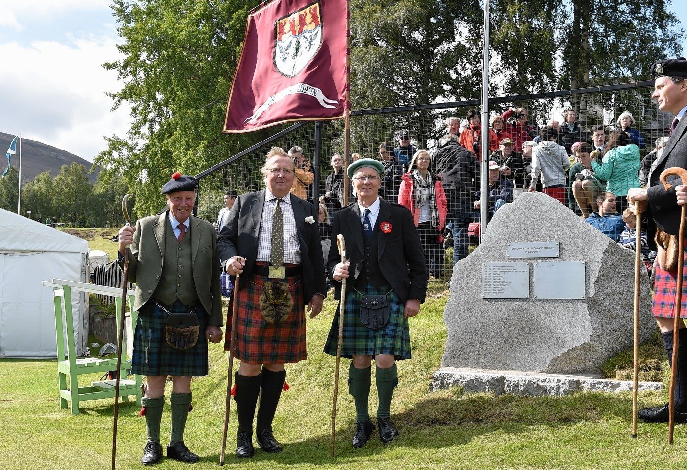 The Braemar Gathering celebrated its 200th anniversary.