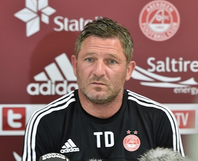 Dons assistant manager Tony Docherty believes the trip to Dubai will be beneficial.