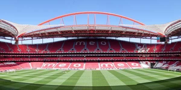 Estádio da Luz,  home of Benfica