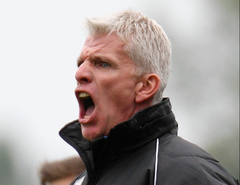 Jim Weir' is the new manager of Forfar