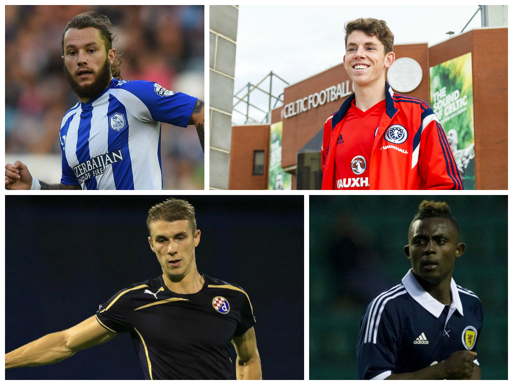 Stevie May, Ryan Christie, Jozo Simunovic and Islam Feruz are all set for deadline day moves