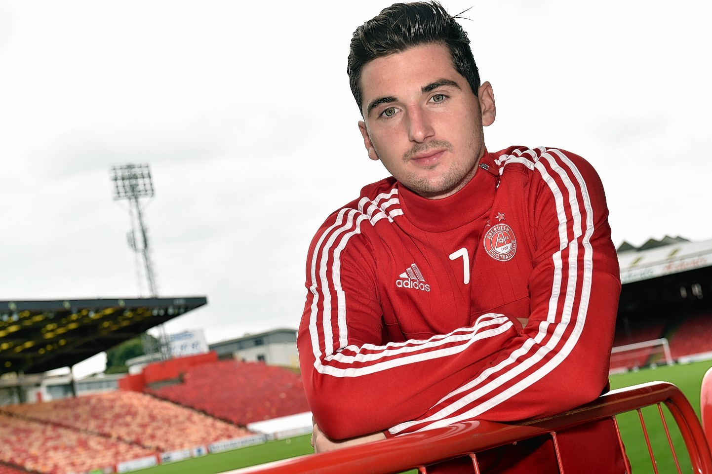 Kenny McLean is in the final year of his contract.