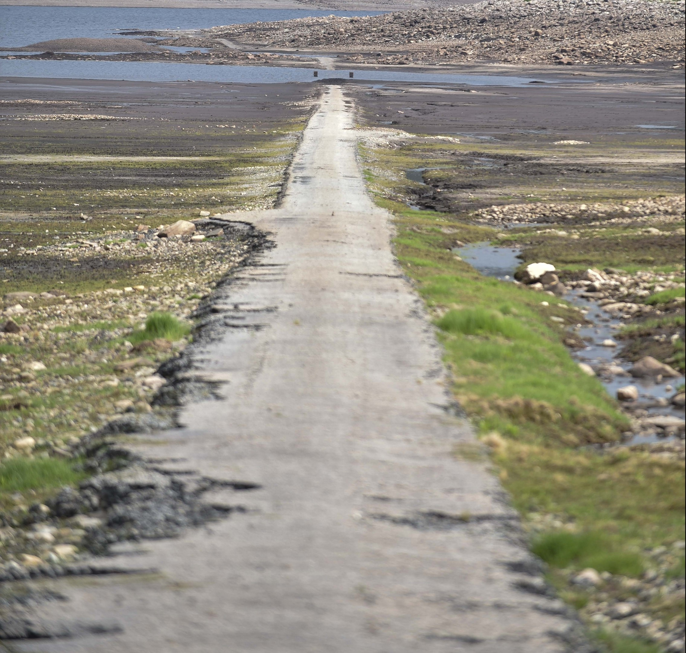 An ancient road to nowhere