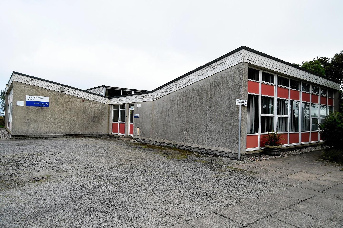 New Aberdour Primary School.
